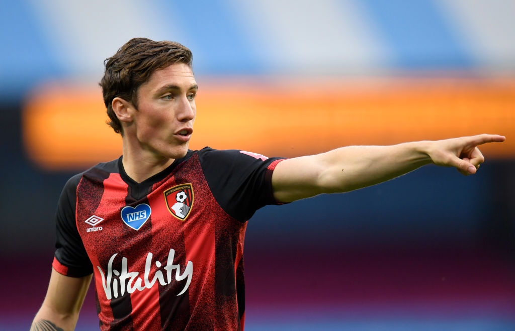 Manchester City v AFC Bournemouth - Premier League - Harry Wilson