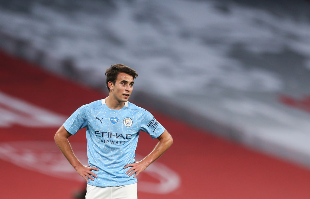 Liverpool should consider trying to lure Eric Garcia from Manchester City on a free transfer.