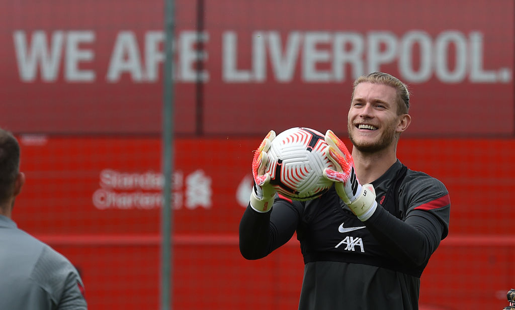 Liverpool accept Loris Karius transfer bid