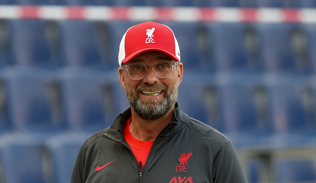 Jürgen Klopp's dream for a team full of Scousers may come true.