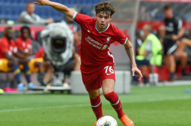 Liverpool v Salzburg - Pre-Season Friendly