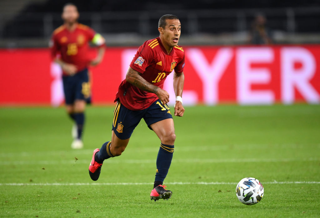 Germany v Spain - UEFA Nations League