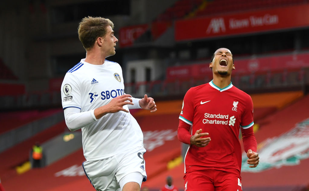 Liverpool v Leeds United - Premier League