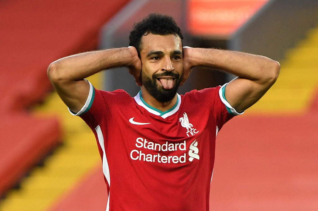 The Mo Salah celebration for his third goal has transpired to be a tribute to his former teammate Moamen Zakaria