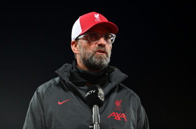 Jürgen Klopp sent an emotional message to Liverpool fans ahead of this week's Arsenal game.