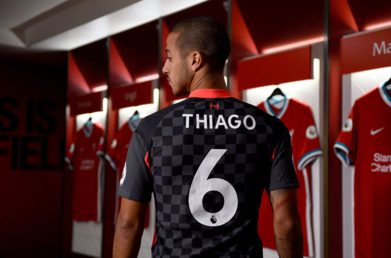 Adam Lallana and Lucas Leiva have reacted to Liverpool signing Thiago.