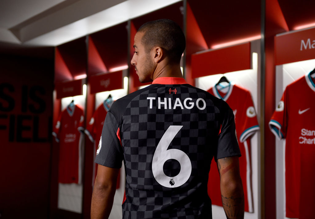 """What a signing"": Lallana and Lucas react to Liverpool signing Thiago"