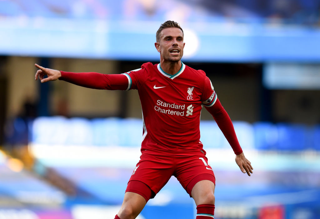 Jordan Henderson has admitted that the players got excited about the new Liverpool signings.