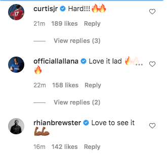 British rapper Yungen sends Instagram message to Liverpool's Neco Williams following stoppage-time winner for Wales