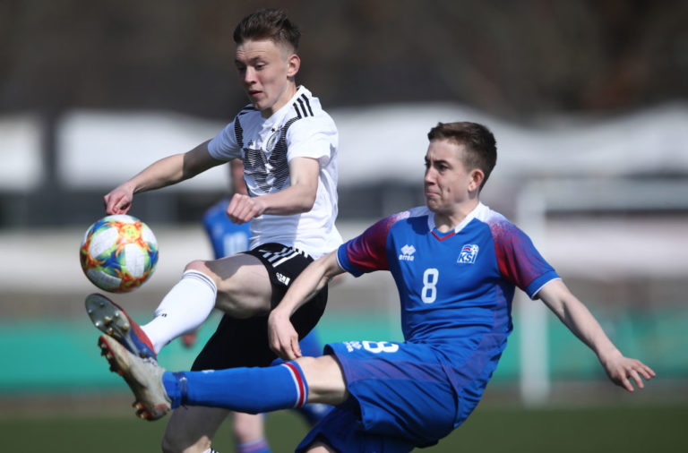 Germany U17 v Iceland U17 - UEFA Elite Round
