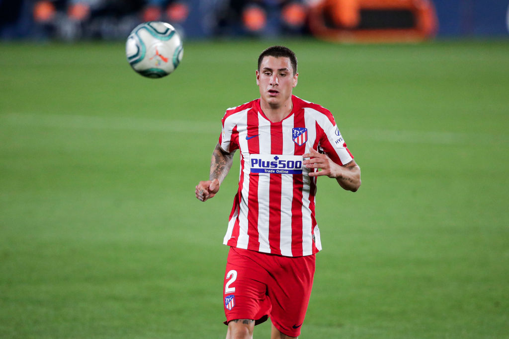 Liverpool have reportedly shortlisted Jose Gimenez of Atletico Madrid