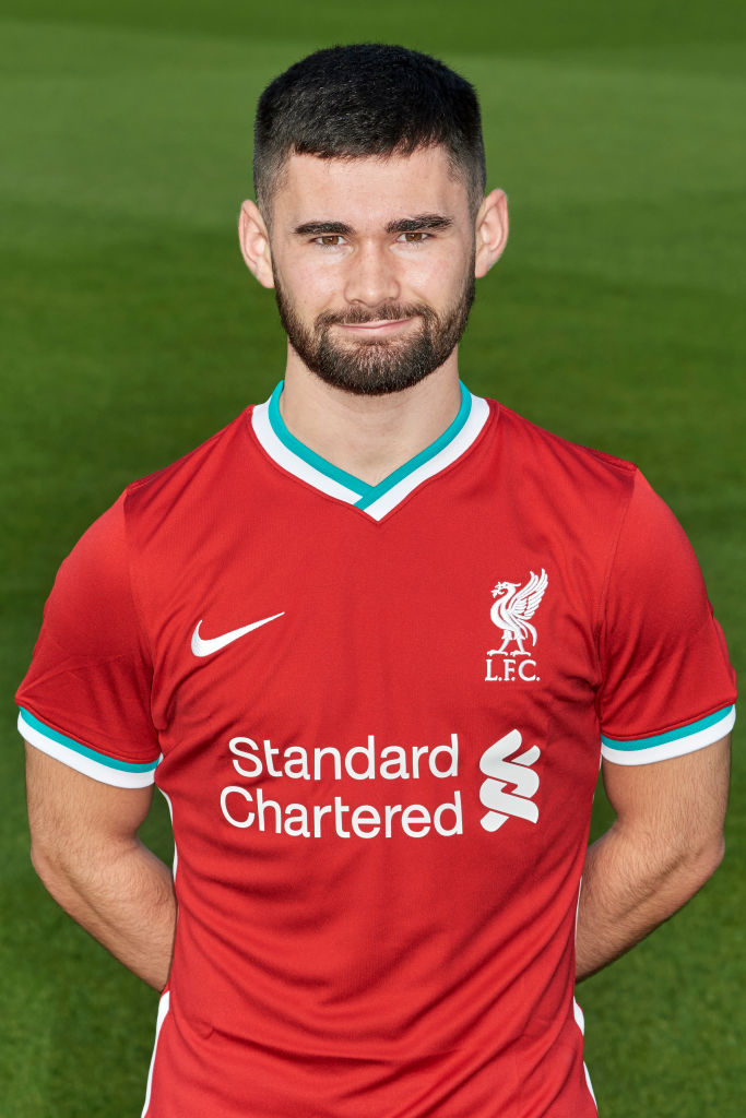 Liverpool have included Joe Hardy and Nat Phillips in their Premier League squad