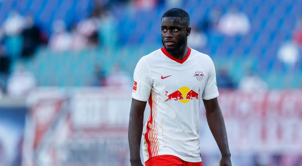 Liverpool could be forced to accelerate the signing of Dayot Upamecano.