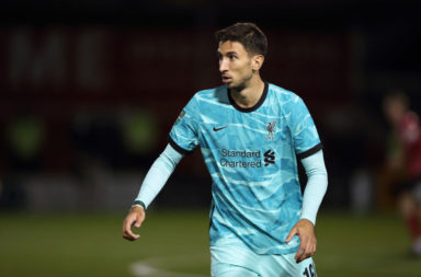 Lincoln City v Liverpool - Carabao Cup Third Round