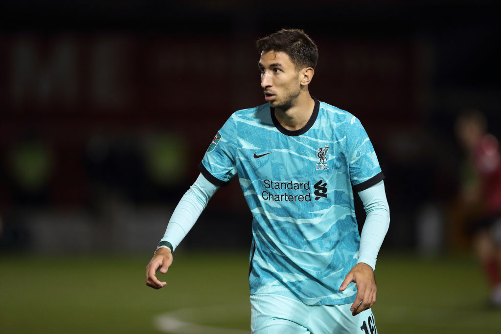 Liverpool fans have reacted to reports that Werder Bremen will loan Marko Grujic.