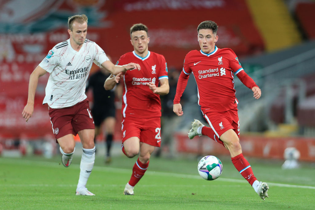 Liverpool v Arsenal - Carabao Cup Fourth Round