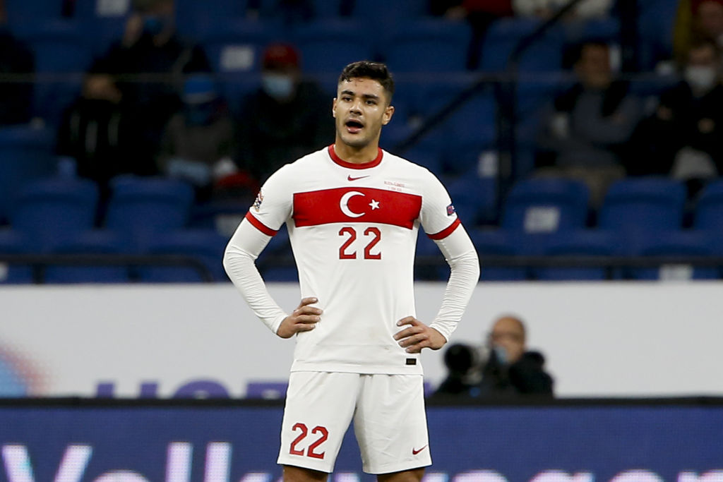Liverpool could bag a bargain with Ozan Kabak - his price tag has reportedly dropped.