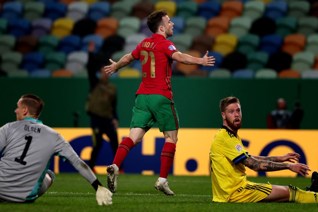 Portugal v Sweden - UEFA Nations League