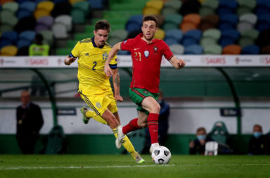 Diogo Jota had a worldie for Portugal this week.