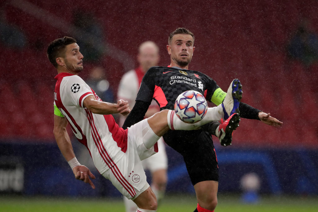 Ajax v Liverpool - UEFA Champions League