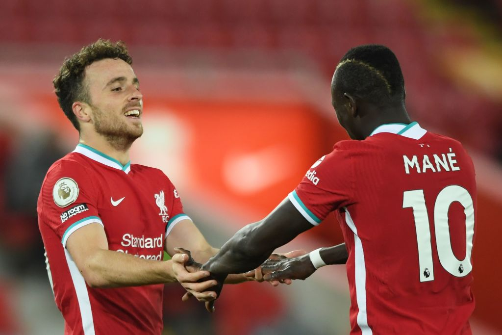 Jürgen Klopp has talked about how likeable Diogo Jota is.