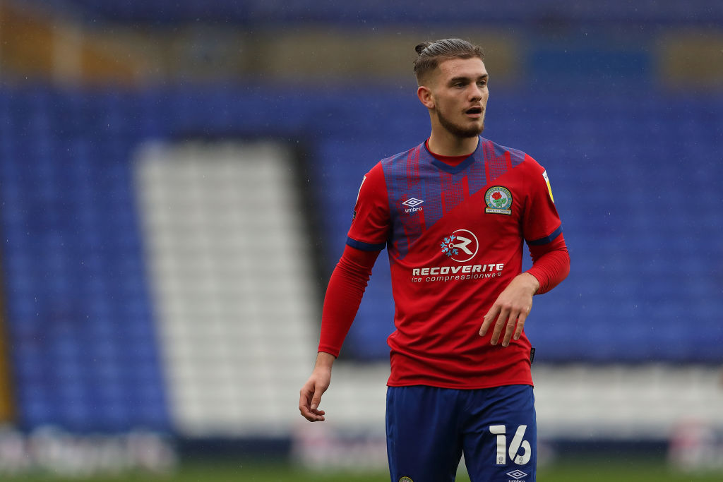 Harvey Elliott has been ranked as the top performing player in the Championship