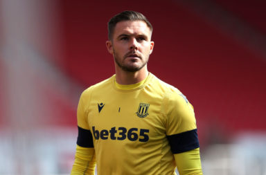 Twitter has reacted to reports of a potential Liverpool move for Butland.