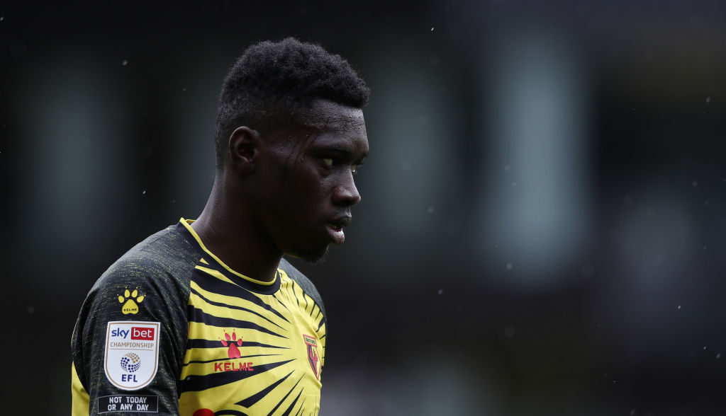 Liverpool could reconsider a move for Ismaila Sarr