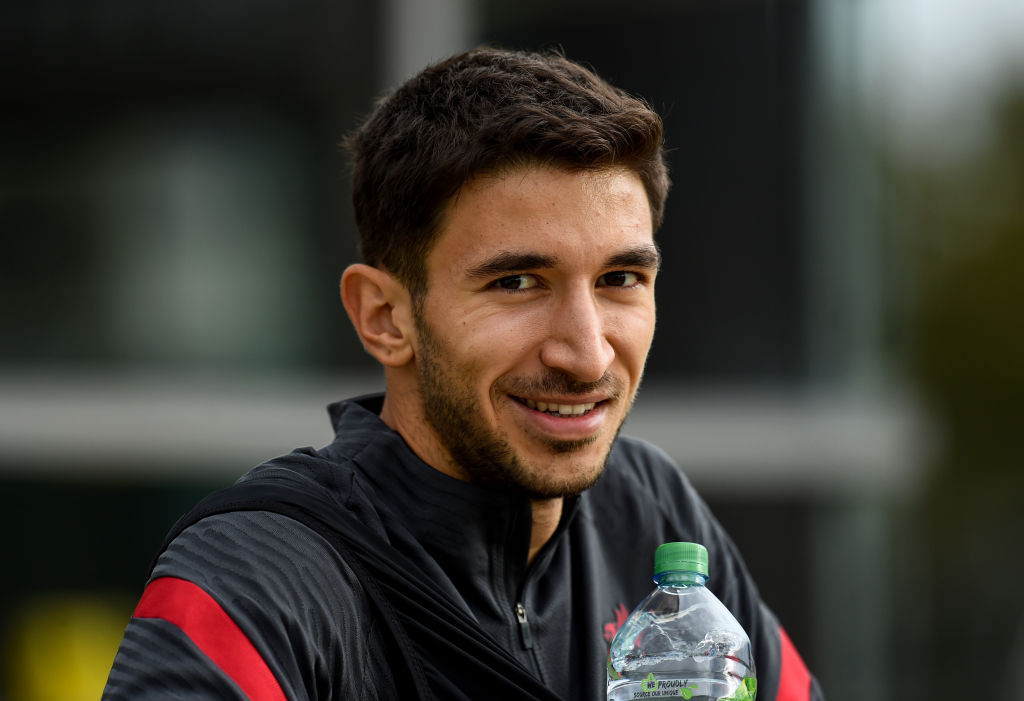 Marko Grujic has joined Porto on loan for the season.