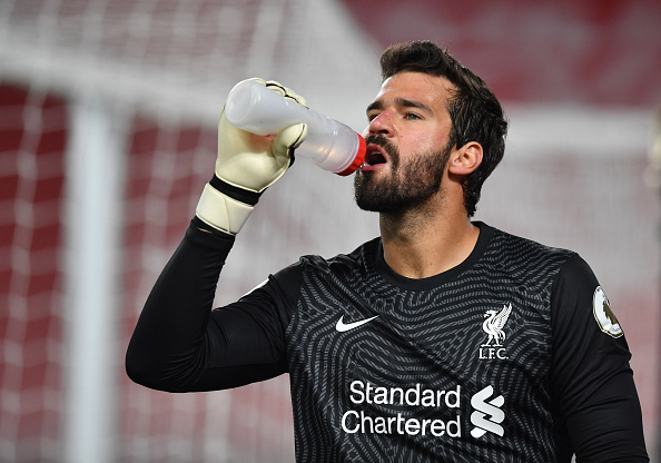 it is a huge blow that Alisson is likely to miss the trip to Manchester City.