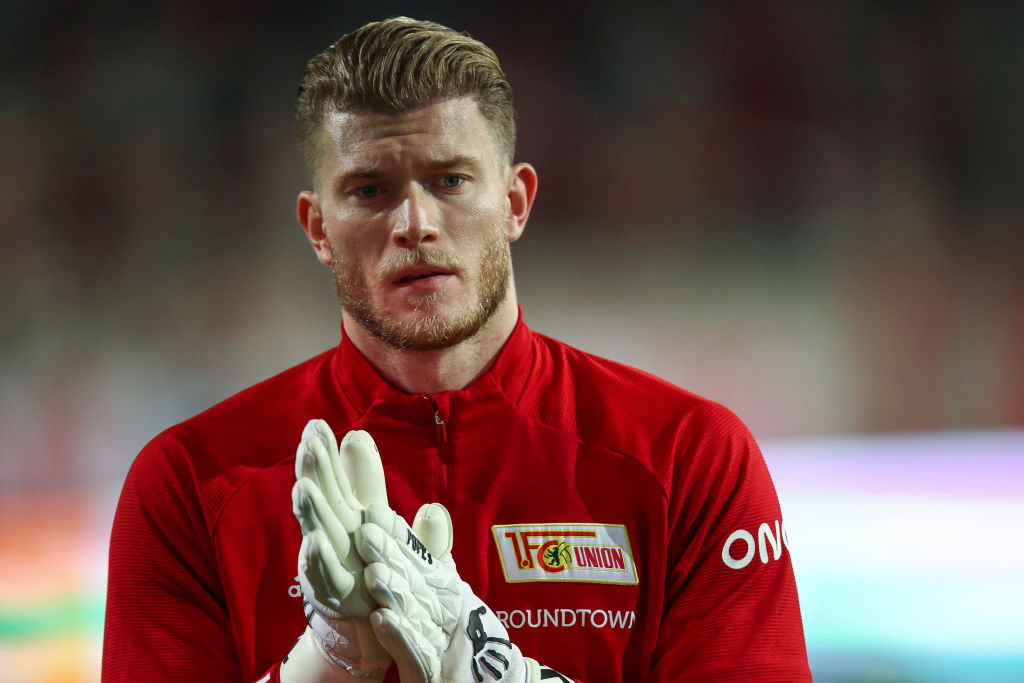 Loris Karius has revealed a conversation he had with Jürgen Klopp before leaving on loan.