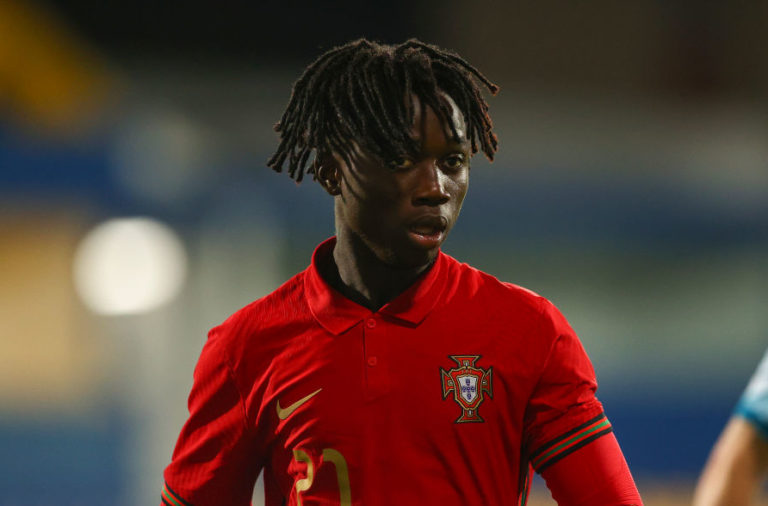Portugal v Norway - UEFA U21 European Championship: Qualifier
