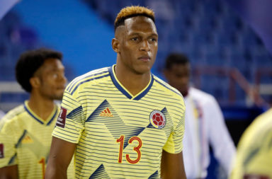 Liverpool have been dealt a potential boost with Yerry Mina an injury worry for Everton.