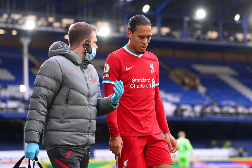 Liverpool aren't planning on a January transfer according to a report.