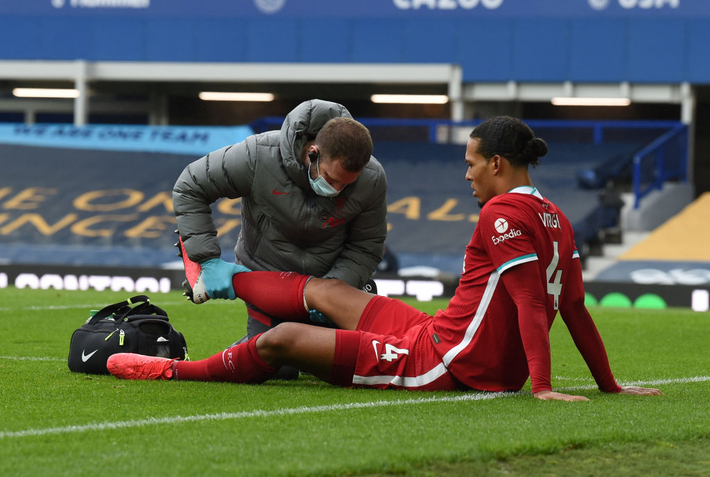 We look at three players who could step up after the Virgil van Dijk injury.