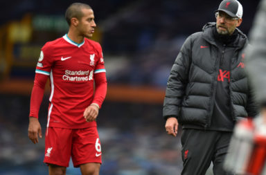 Thiago Alcantara will be crucial to Liverpool coping without Virgil van Dijk.