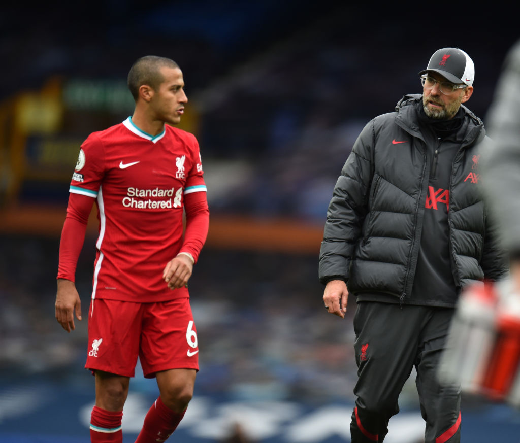 Thiago Alcantara will be crucial to Liverpool coping without Virgil van Dijk