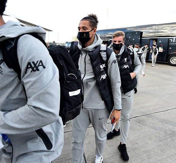 Liverpool Travel to Amsterdam for their Champions League Tie
