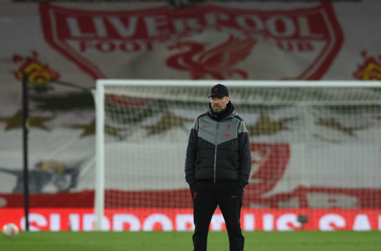 "Jürgen Klopp has insisted that the defending at Liverpool ""will get better""."