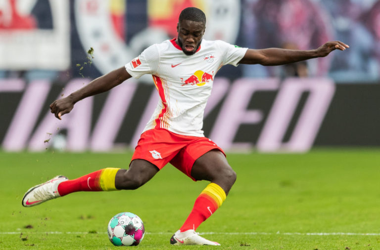 RB Leipzig expect Liverpool to move for Dayot Upamecano in January.