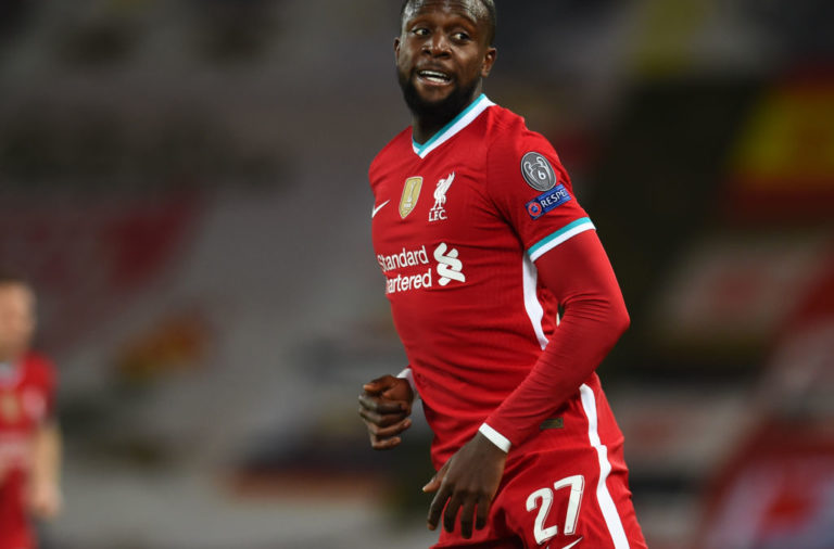 Divock Origi could return to Belgium in search of a Euros call up.