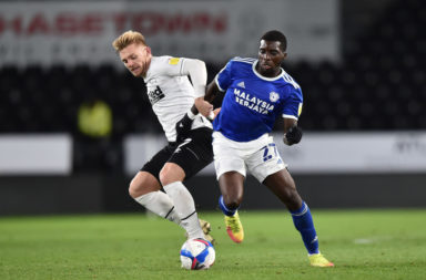 Derby County v Cardiff City - Sky Bet Championship