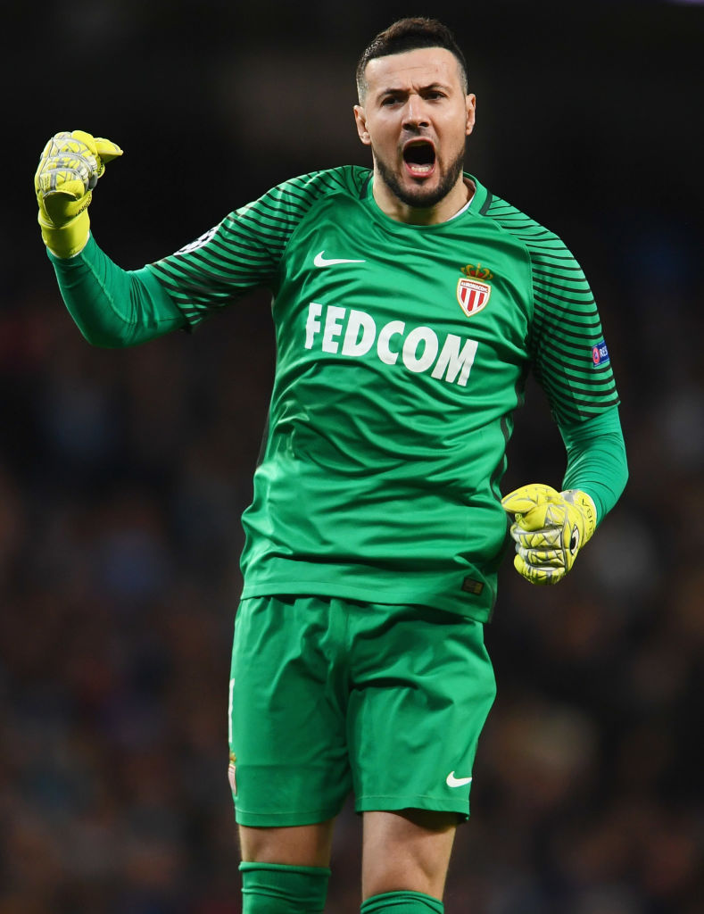 Paul Robinson has urged Liverpool to sign Danijel Subasic to replace Adrian.