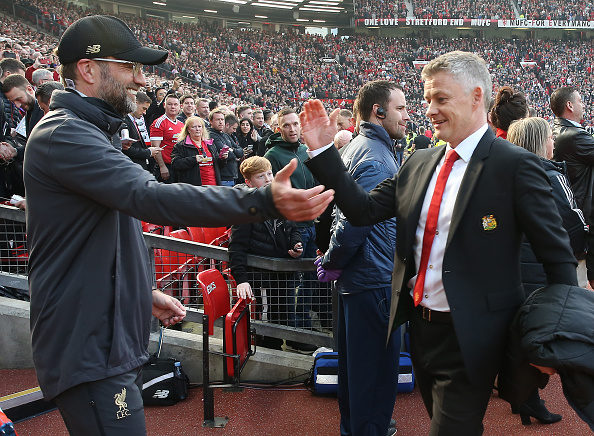 Manchester United v Liverpool FC has been rescheduled to Thursday May 13th.