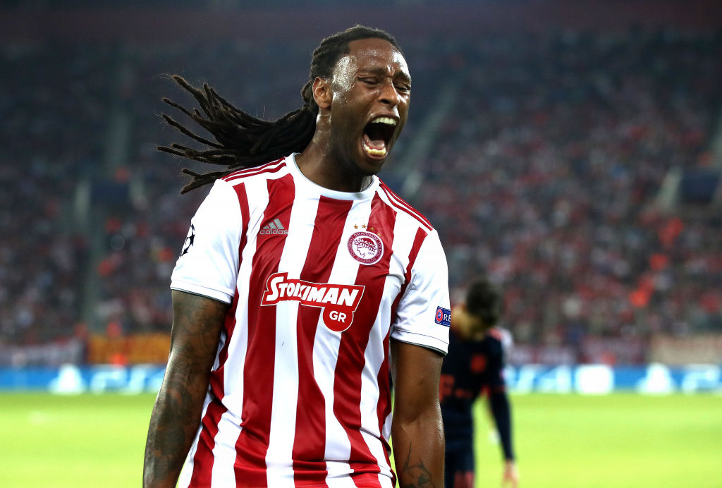 Liverpool are targeting Ruben Semedo of Olympiakos.