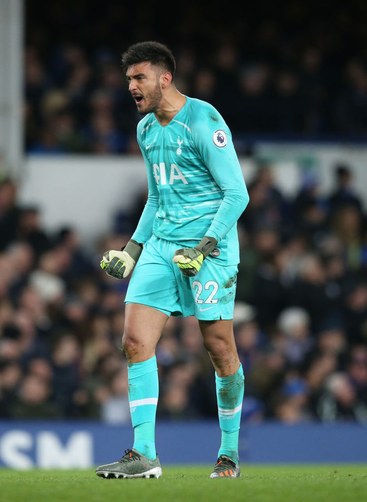 Paul Robinson has backed Paulo Gazzaniga to switch clubs with Liverpool a potential destination.