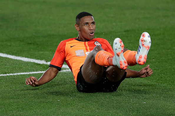 Shakhtar Donetsk winger Tete has admitted he wants to play for Liverpool in the future.