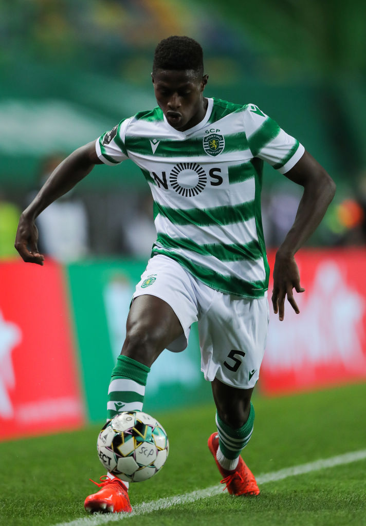 Liverpool target Nuno Mendes having his release clause raised by Sporting.