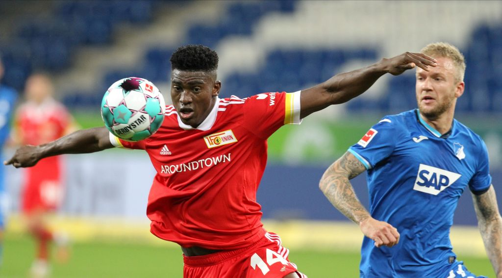 According to Kicker in Germany, Taiwo Awoniyi is becoming a key figure at Union Berlin.