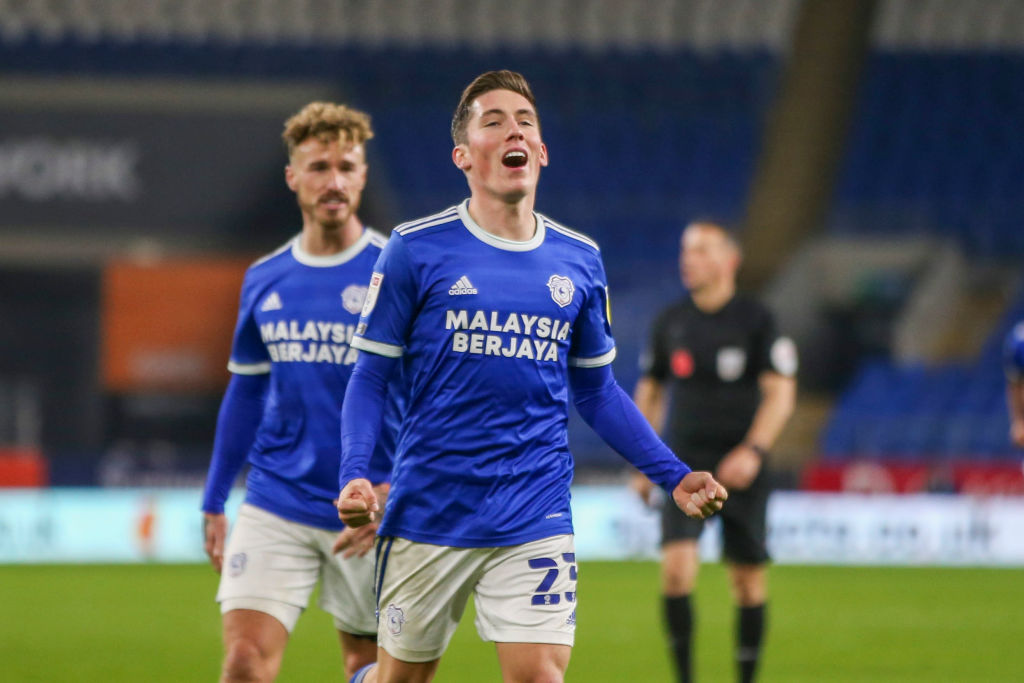 Twitter has been drooling over Harry Wilson after his stunning goal for Cardiff City.